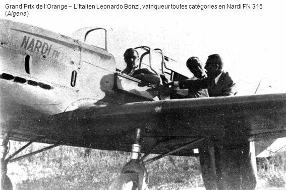 Grand Prix de l'Orange – L'Italien Leonardo Bonzi, vainqueur toutes catégories en Nardi FN 315