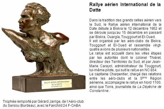 Rallye aérien International de la Datte