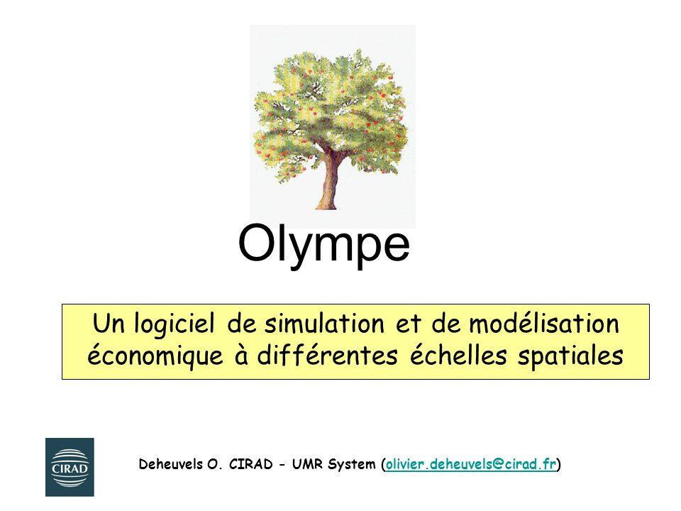 Deheuvels O. CIRAD - UMR System (olivier.deheuvels@cirad.fr)