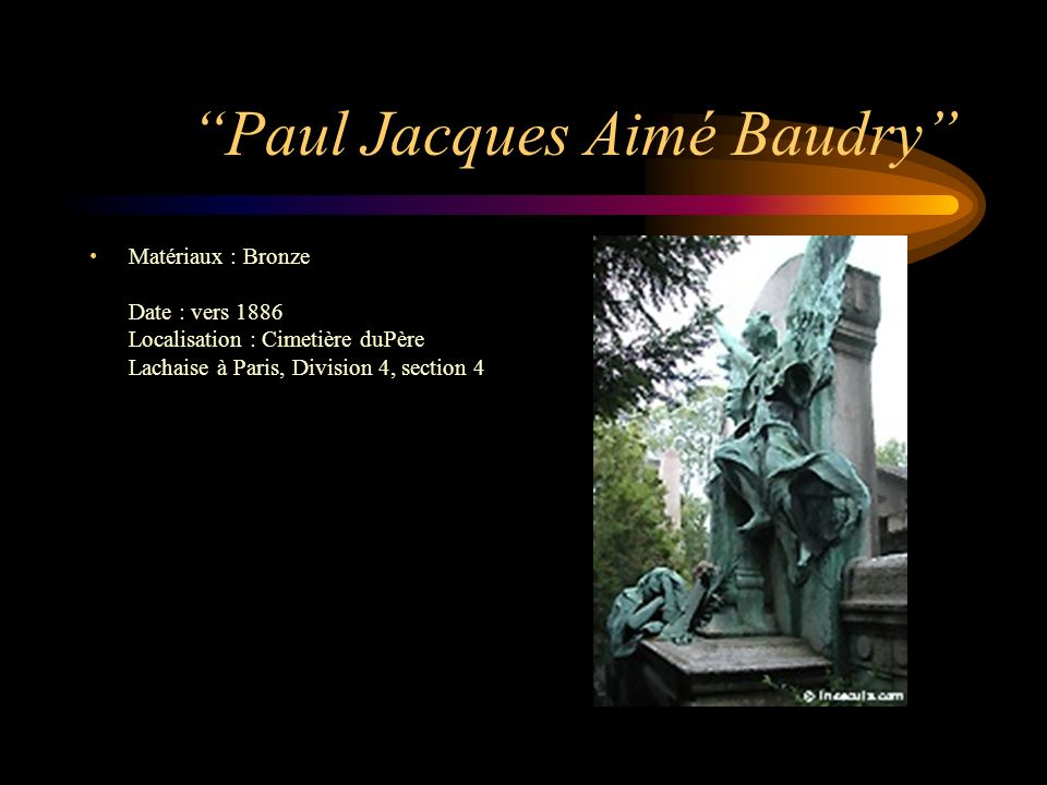 Paul Jacques Aimé Baudry