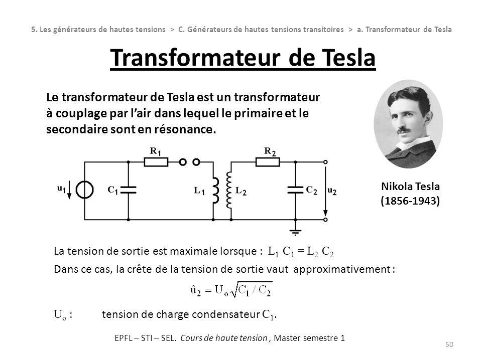 Transformateur de Tesla