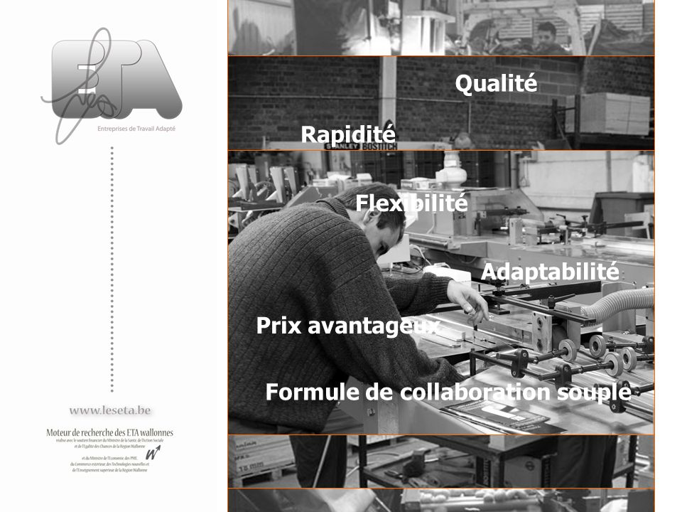 Formule de collaboration souple
