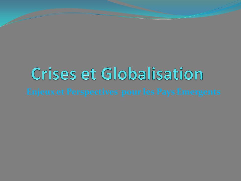Crises et Globalisation