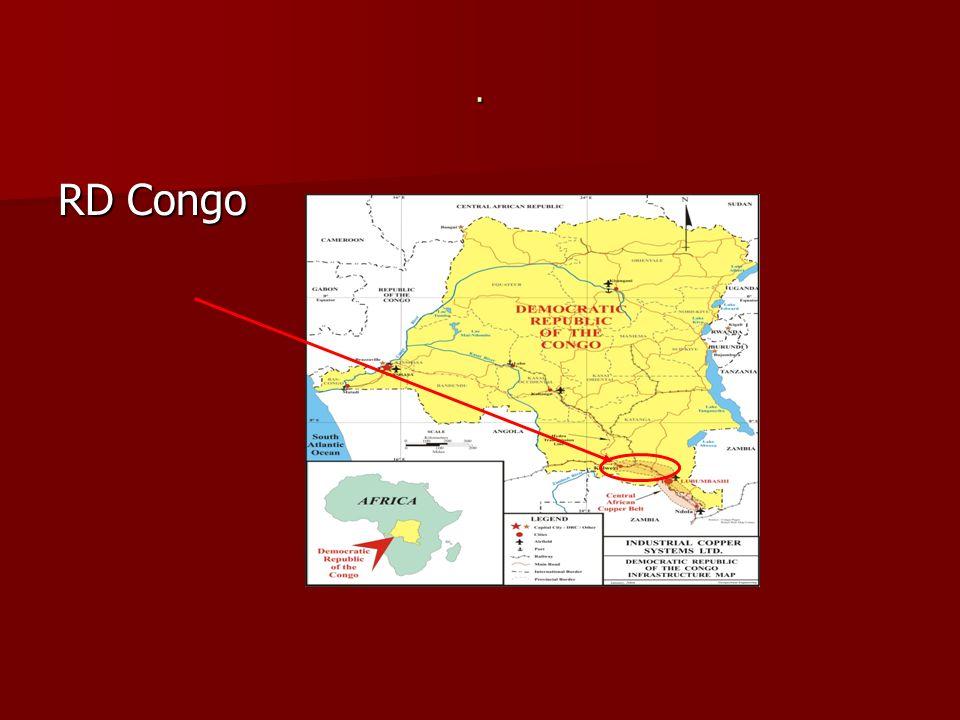 . RD Congo