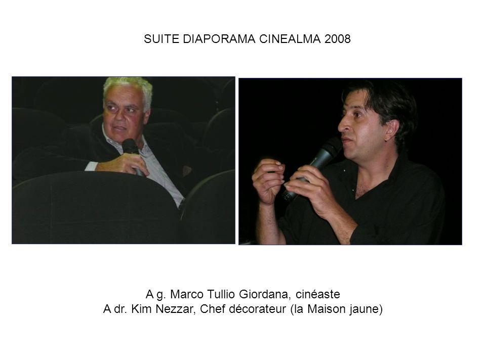 SUITE DIAPORAMA CINEALMA 2008