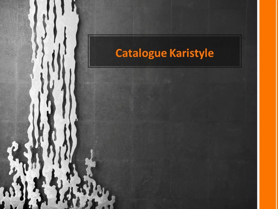 Catalogue Karistyle Ce modèle peut servir de fichier de démarrage pour un album photo.