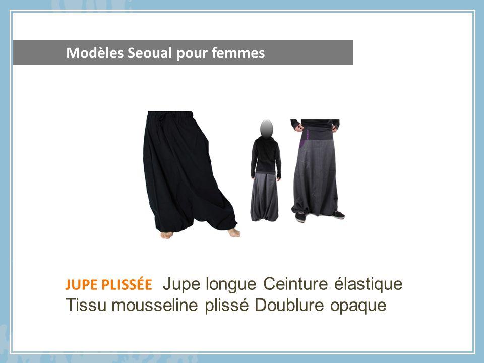 Modèles Seoual pour femmes