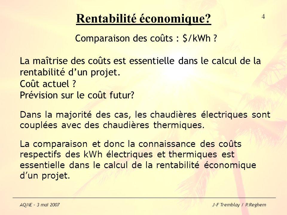 Rentabilité économique