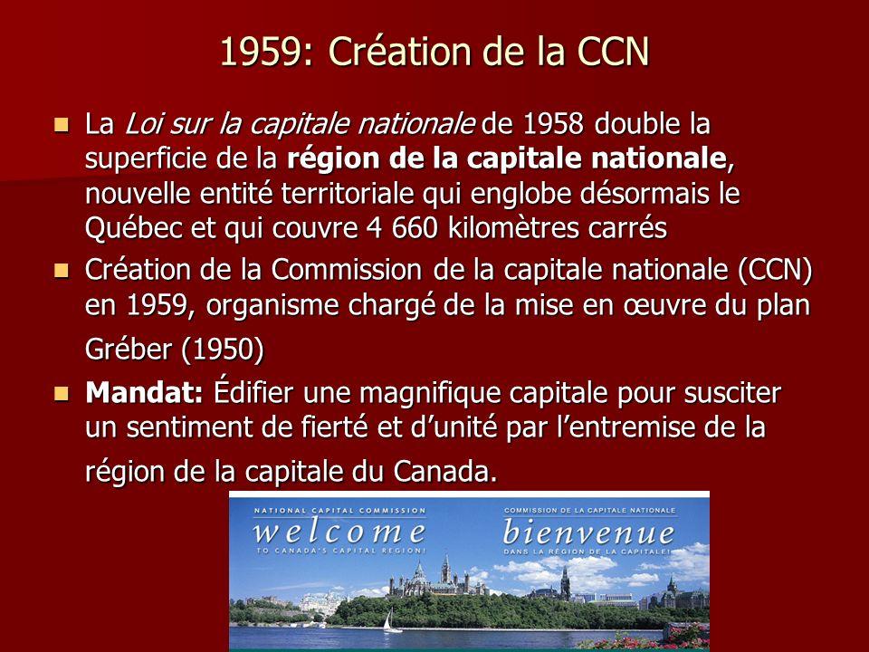 1959: Création de la CCN