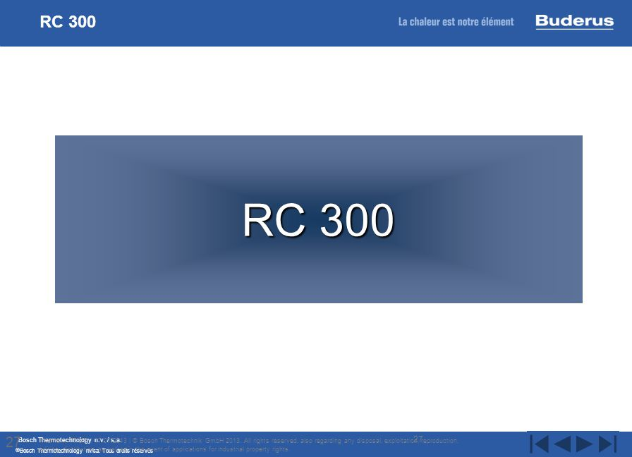 RC 300 RC 300. 27.