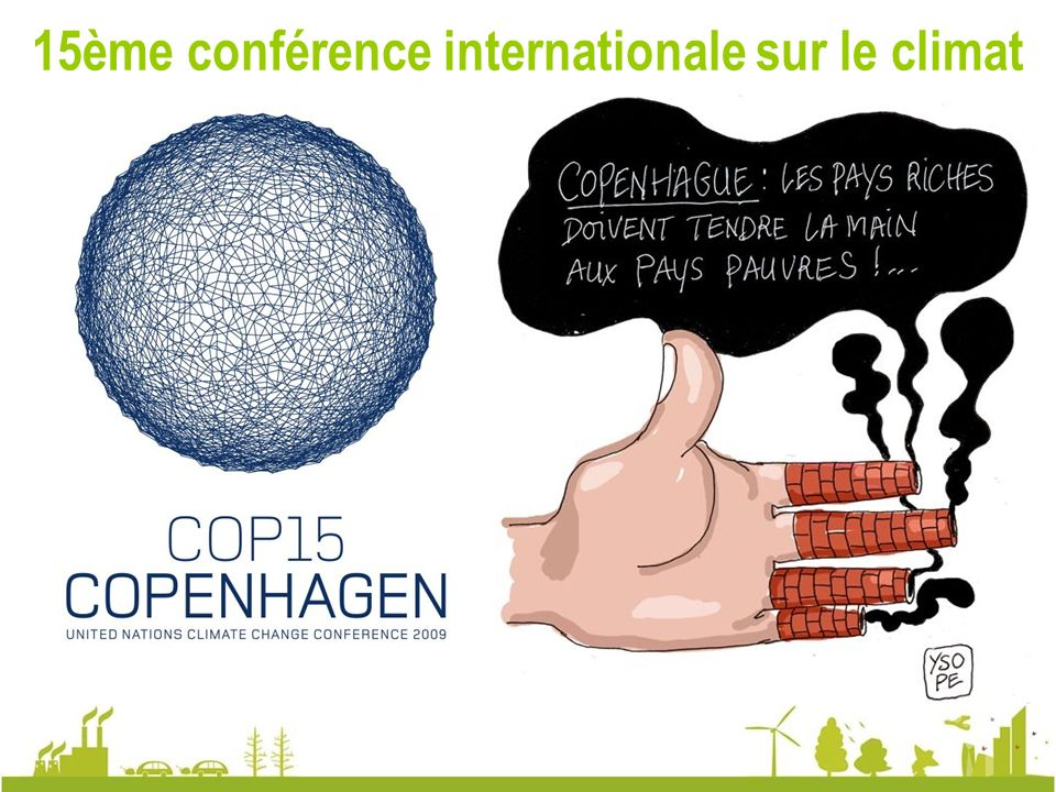 15ème conférence internationale sur le climat