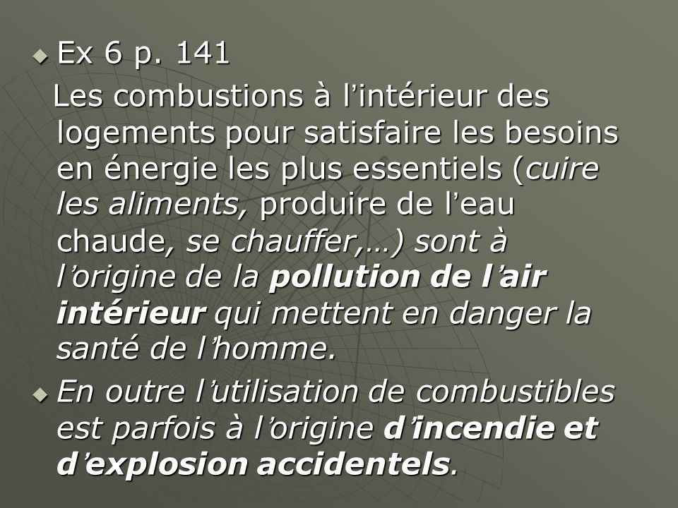 Ex 6 p. 141