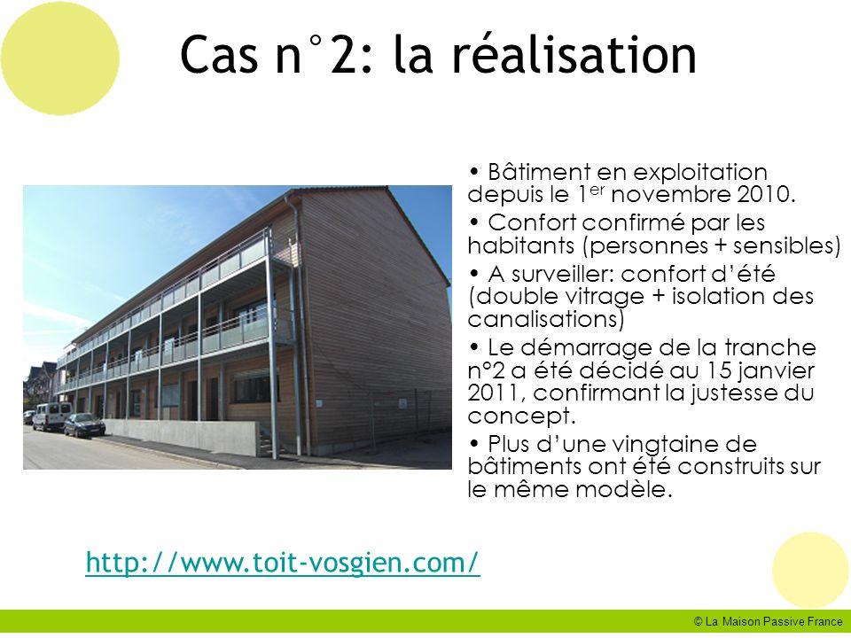 Cas n°2: la réalisation http://www.toit-vosgien.com/