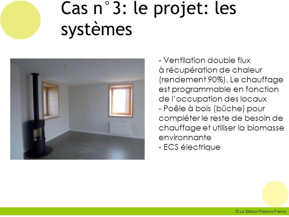 Cas n°3: le projet: les systèmes