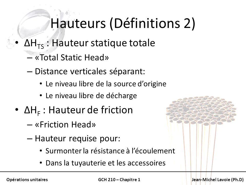 Hauteurs (Définitions 2)
