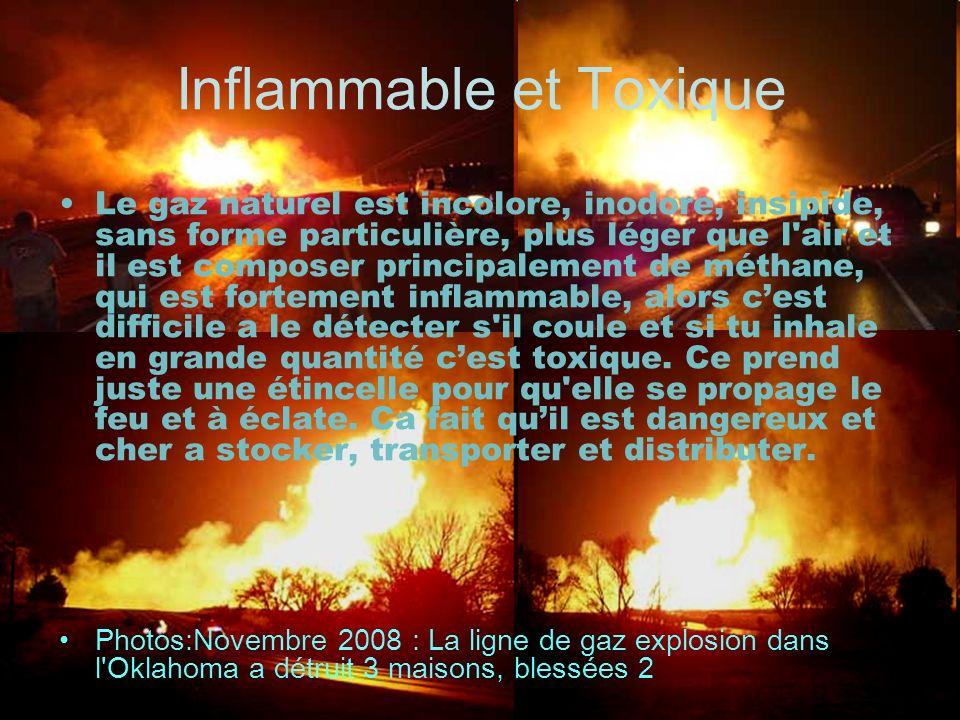 Inflammable et Toxique