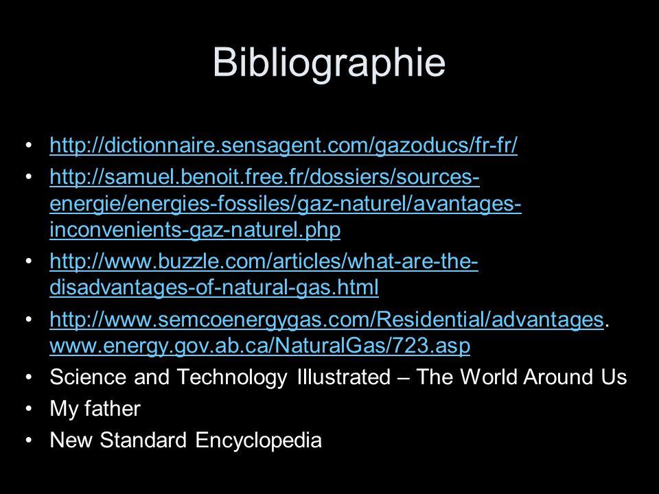 Bibliographie http://dictionnaire.sensagent.com/gazoducs/fr-fr/