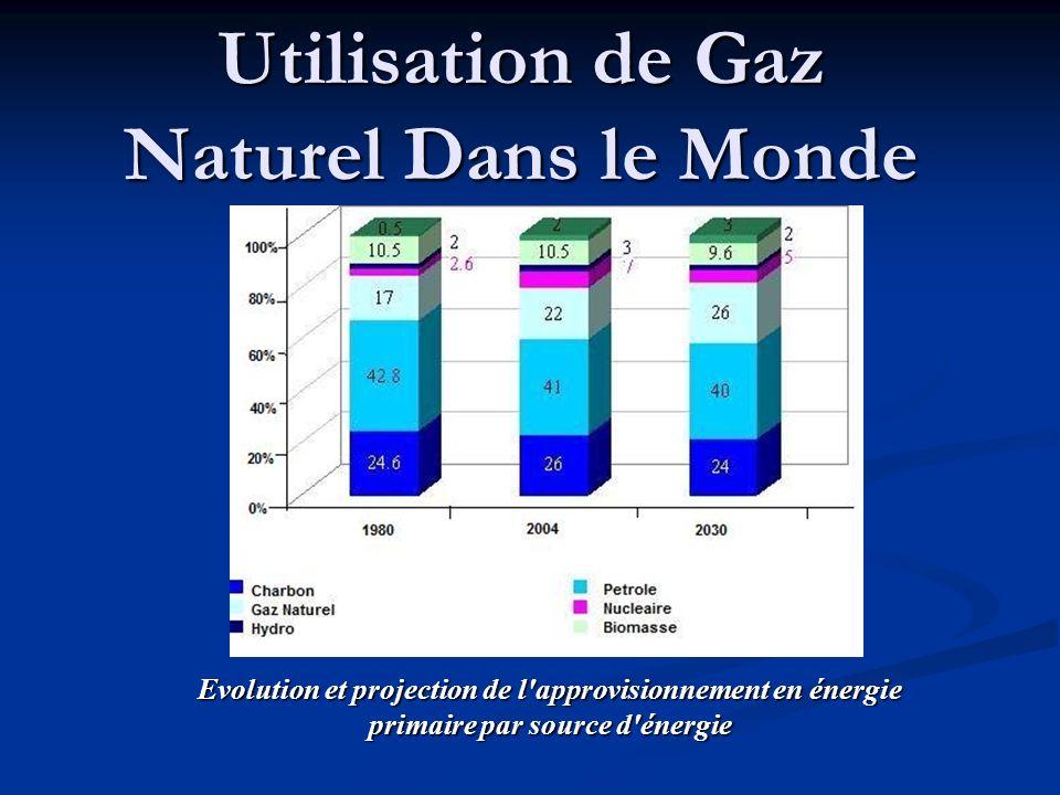 Est ce que c est une bonne source d 39 nergie for Gaz naturel dans le monde