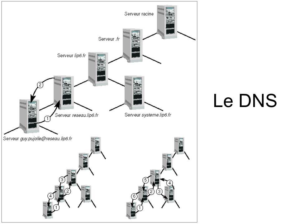 Le DNS