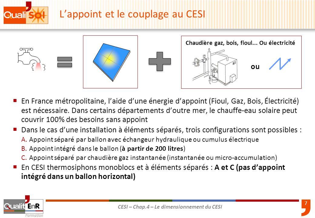 Le dimensionnement du cesi ppt t l charger - Cuisiner au gaz ou a l electricite ...