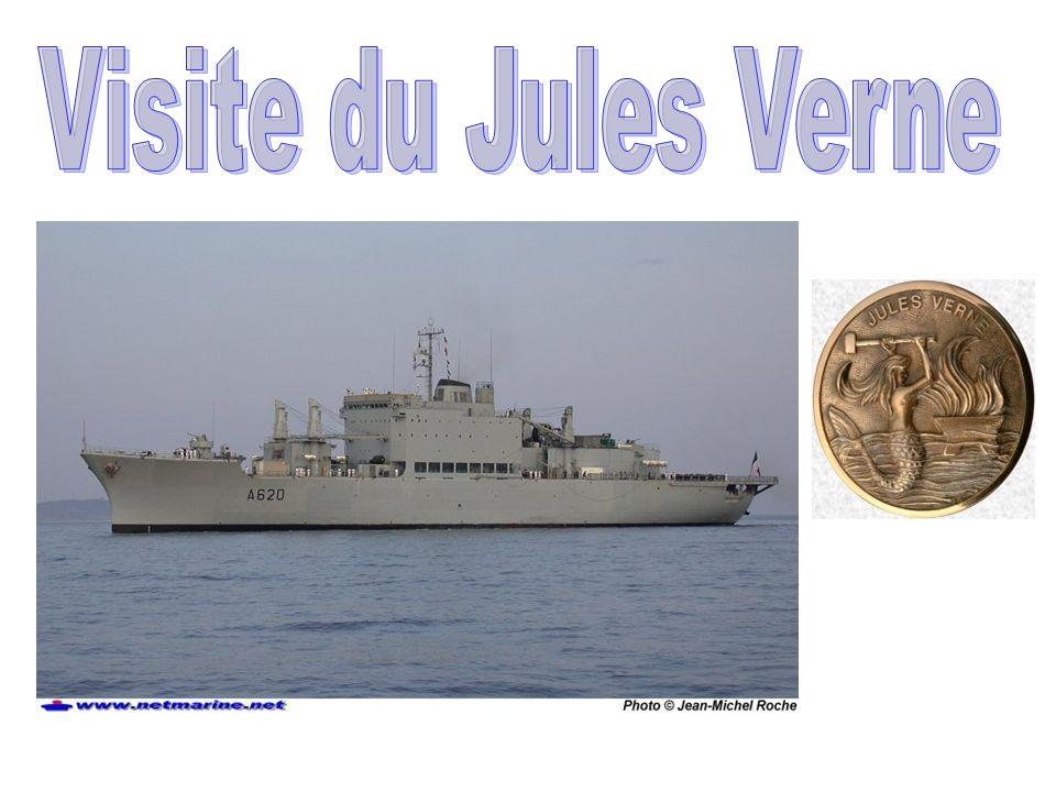 Visite du Jules Verne
