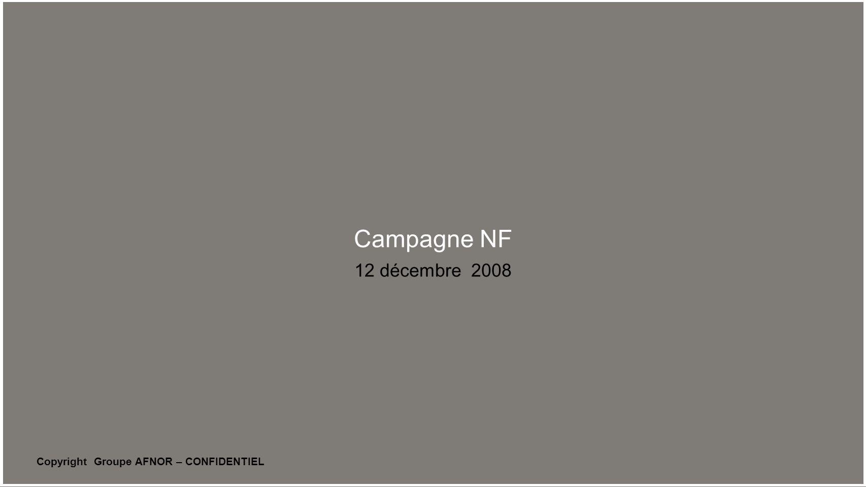Campagne NF 12 décembre 2008