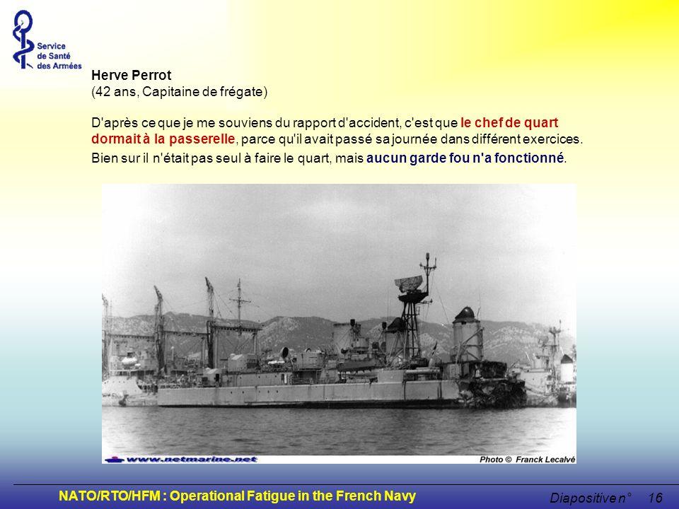 Herve Perrot (42 ans, Capitaine de frégate)