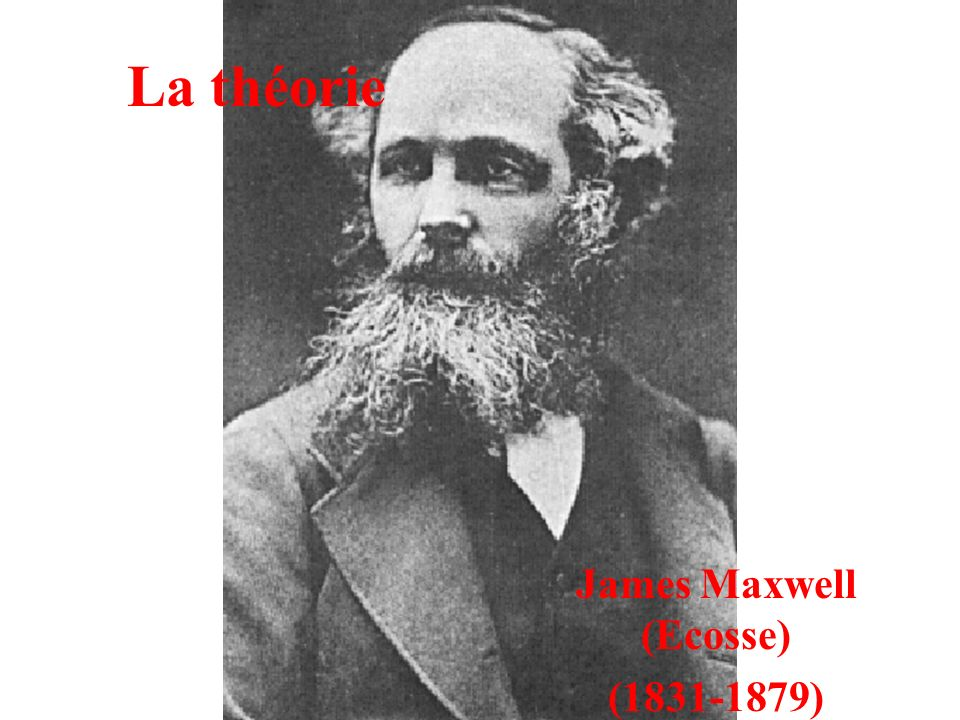 James Maxwell (Ecosse) (1831-1879)