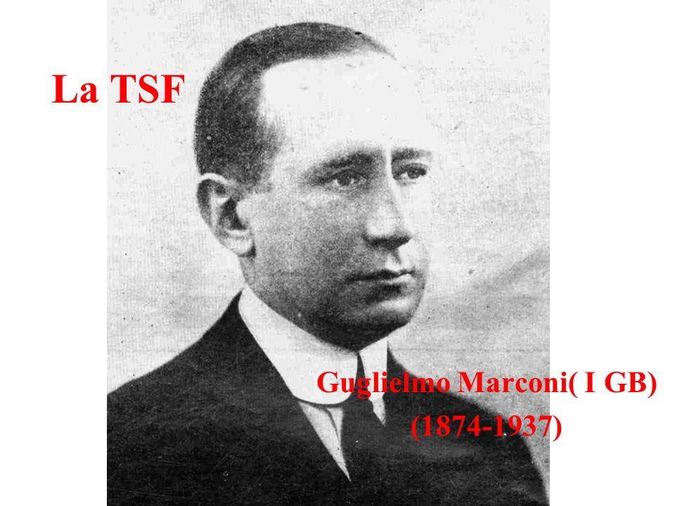 Guglielmo Marconi( I GB) (1874-1937)