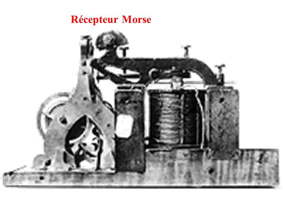 Récepteur Morse