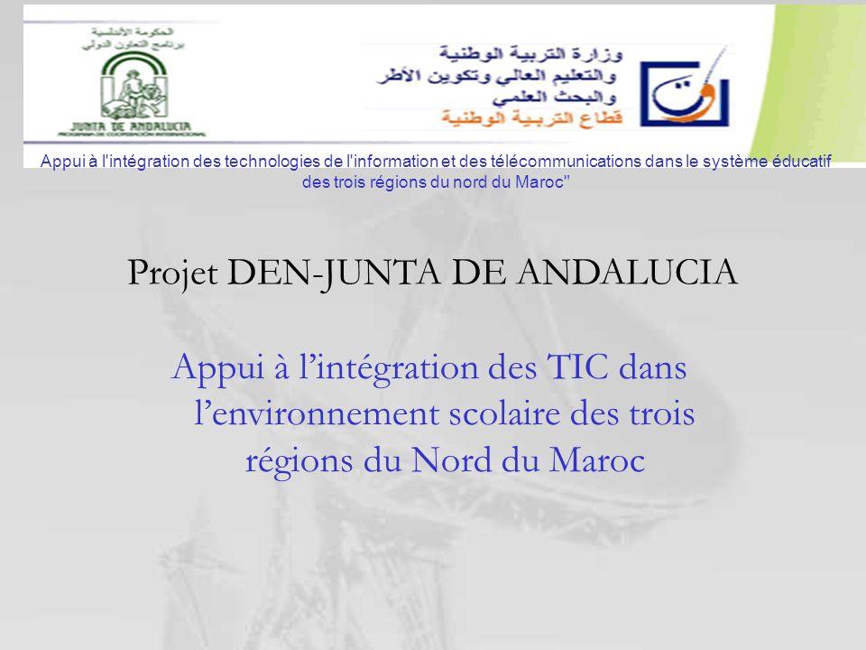 Projet DEN-JUNTA DE ANDALUCIA