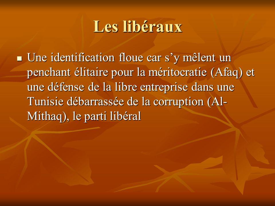 Les libéraux