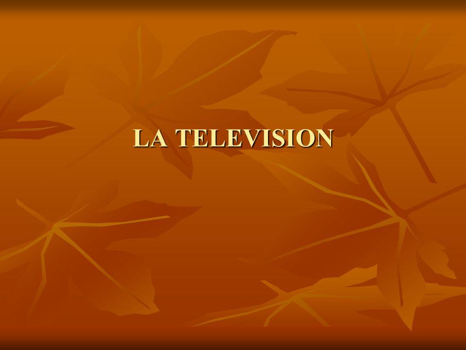 LA TELEVISION