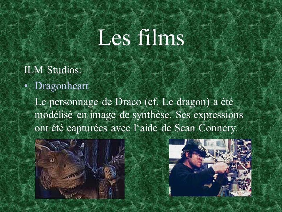 Les films ILM Studios: Dragonheart