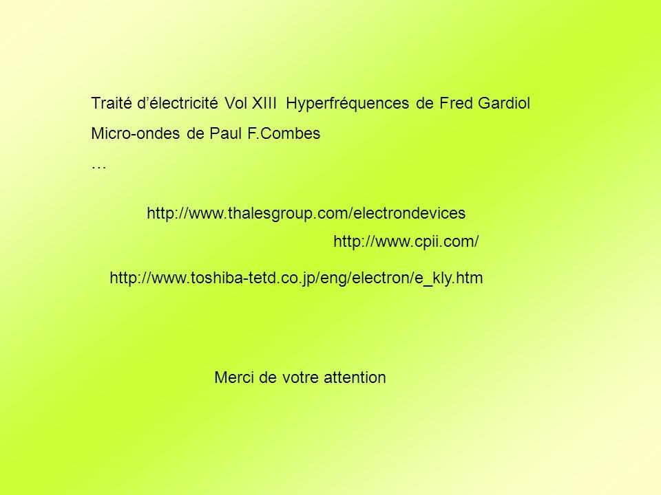 Traité d'électricité Vol XIII Hyperfréquences de Fred Gardiol