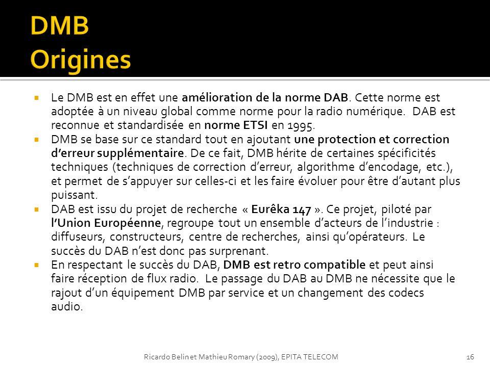 DMB Origines
