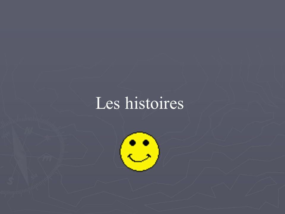 Les histoires