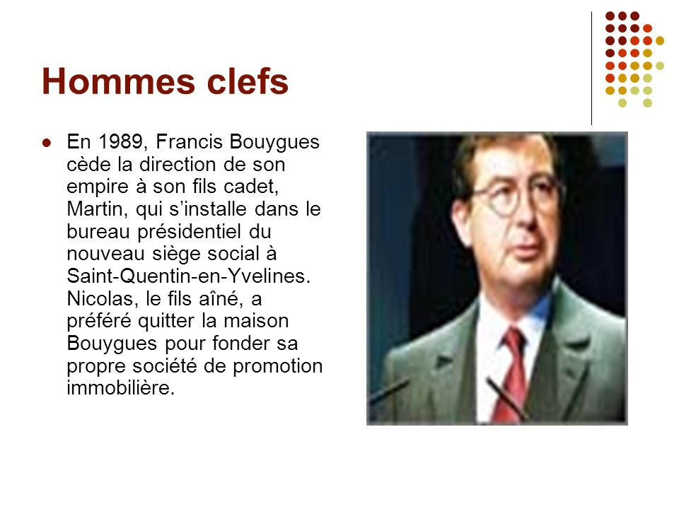 Hommes clefs
