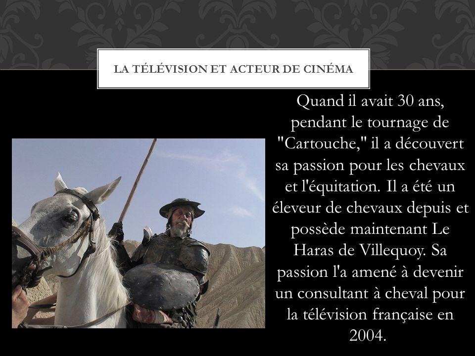 la télévision et acteur de cinéma