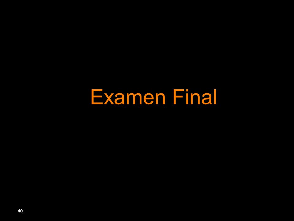 Examen Final 2 parties 10 V/F 5 questions dvt court