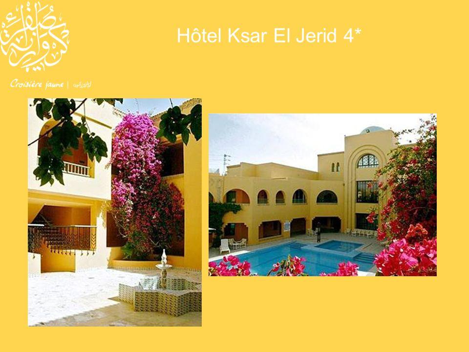 Hôtel Ksar El Jerid 4*