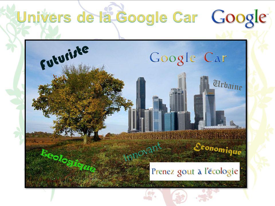 Univers de la Google Car