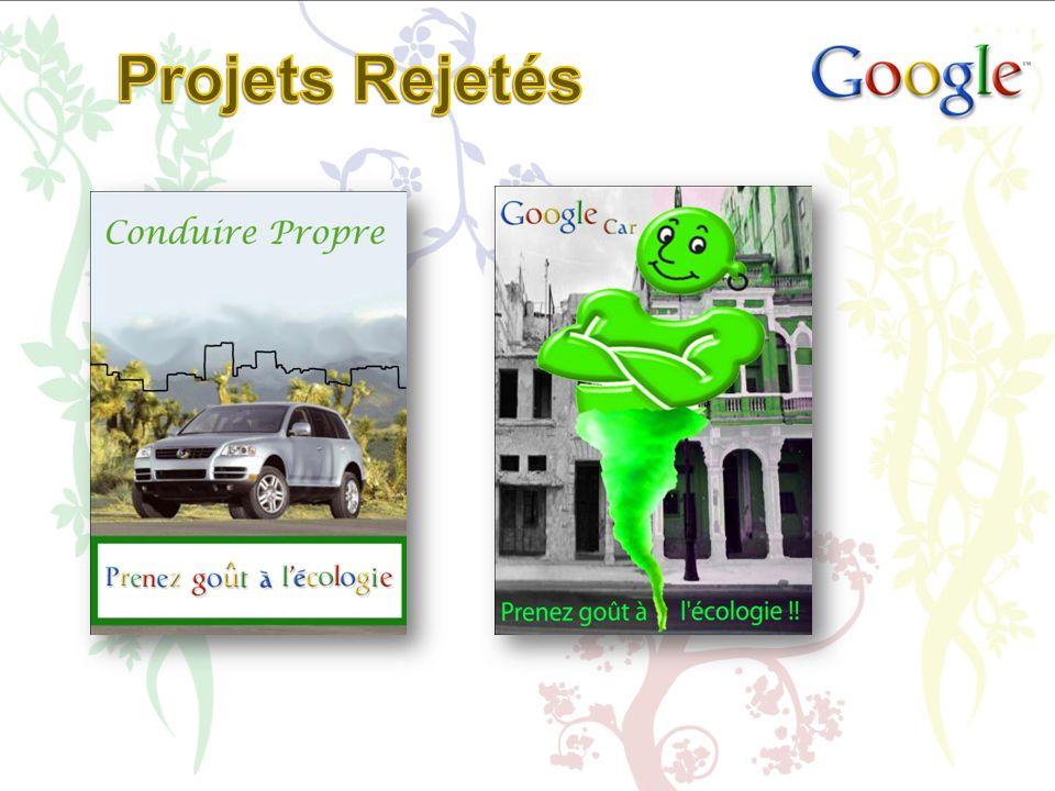 Projets Rejetés