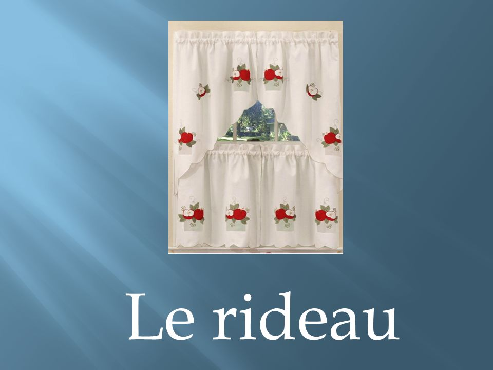 Le rideau