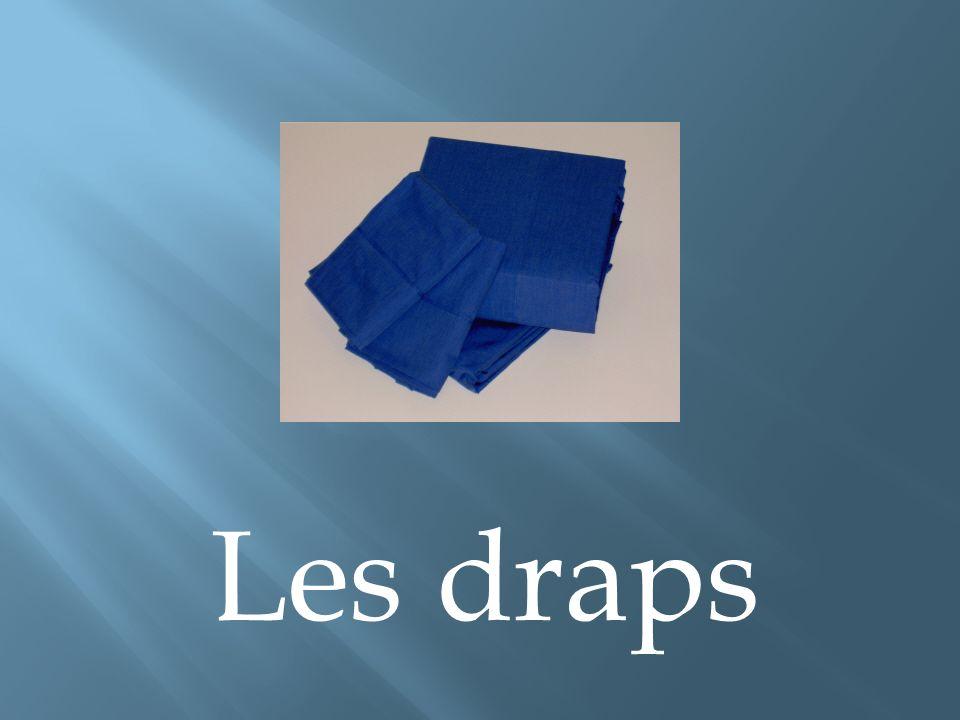 Les draps