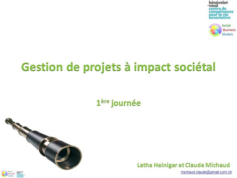 Gestion de projets à impact sociétal