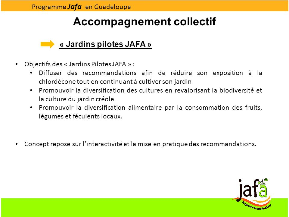 Accompagnement collectif