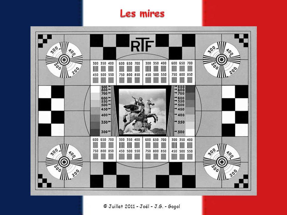 Les mires © Juillet 2011 – Joël – J.G. - Gogol