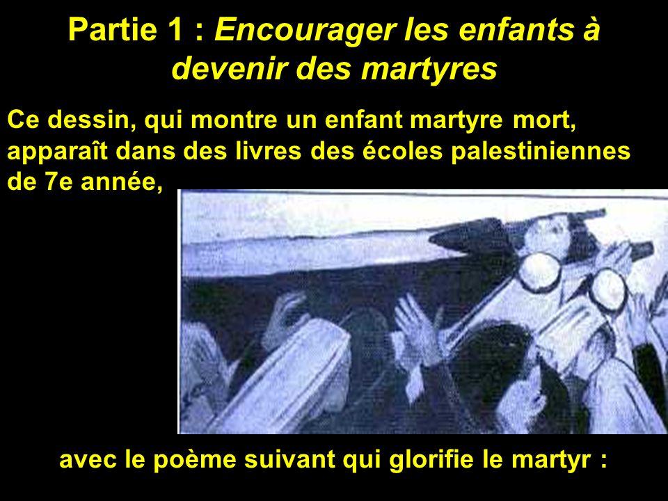 avec le poème suivant qui glorifie le martyr :