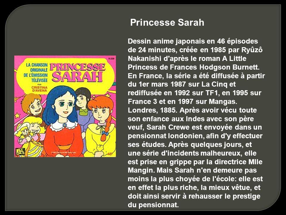 Princesse Sarah